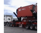 container side loader
