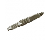 wheel loader output shaft