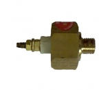 wheel loader low pressure warner switch