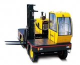 6ton side forklift