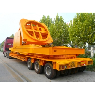 windmill blade transport adaptor
